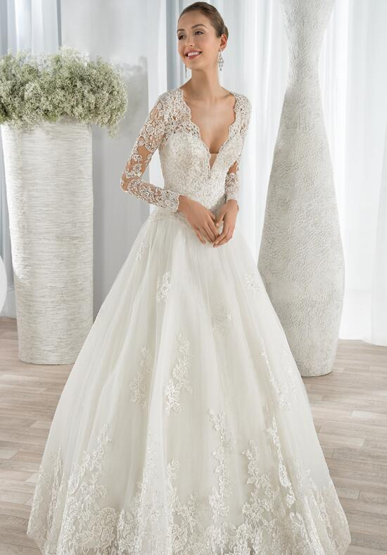 Demetrios 646 Wedding Dress photo