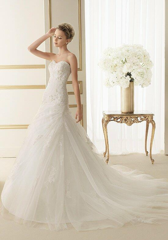 Luna Novias 117-ELENA Wedding Dress photo