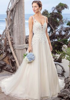 Beloved by Casablanca Bridal BL250 Hudson A-Line Wedding Dress