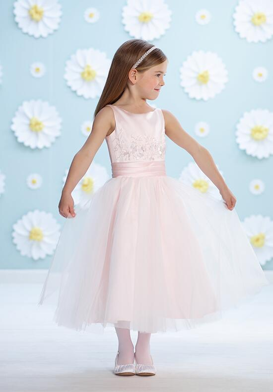 Joan Calabrese by Mon Cheri 116393 Flower Girl Dress photo