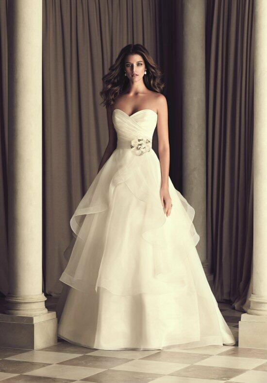 Paloma Blanca 4465 Wedding Dress photo