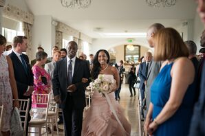 Old Down Estate Orangery Ceremony Processional