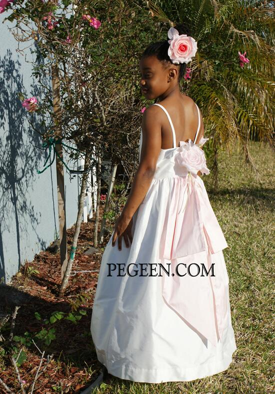 Pegeen.com  424 Flower Girl Dress photo