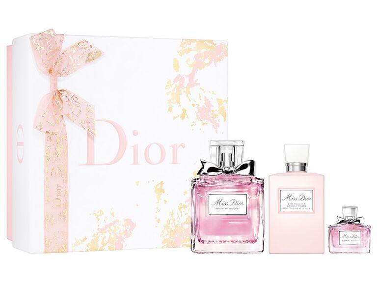 Dior perfume gift set