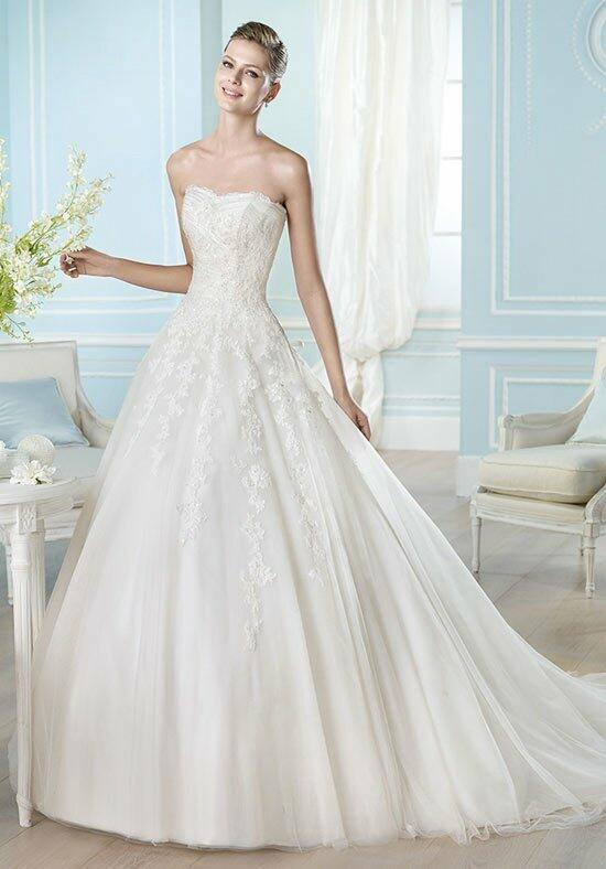 ST. PATRICK Glamour Collection - Argel Wedding Dress photo
