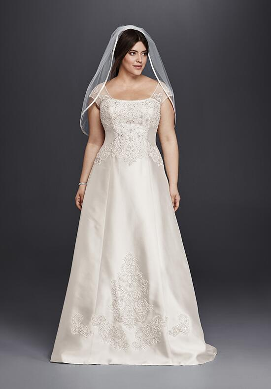 David's Bridal Jewel Style 9WG3815 Wedding Dress photo