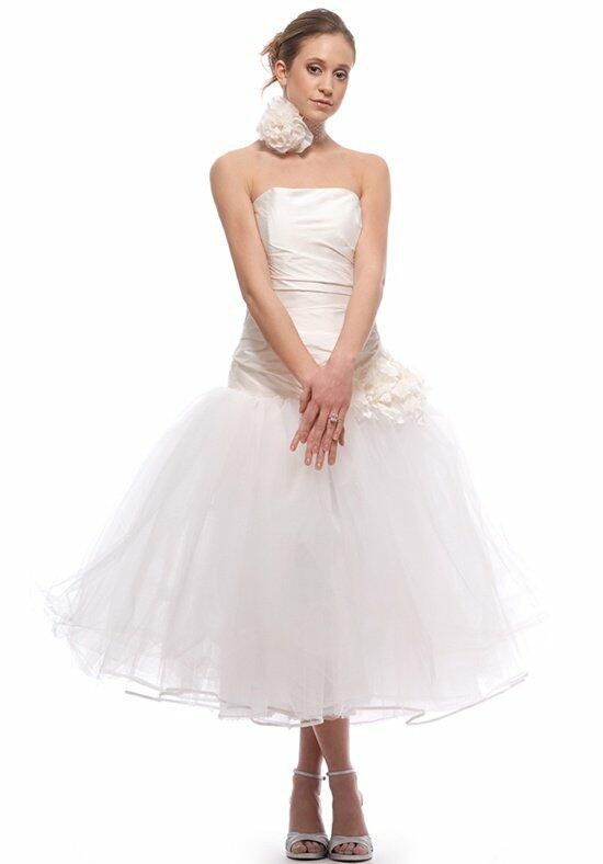 Elizabeth St. John Cybil Wedding Dress photo