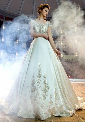Stephen Yearick KSY49 Ball Gown Wedding Dress