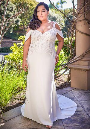 Jasmine Couture T222054N Mermaid Wedding Dress
