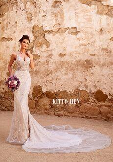 KITTYCHEN Couture ASIA, K1970 Sheath Wedding Dress