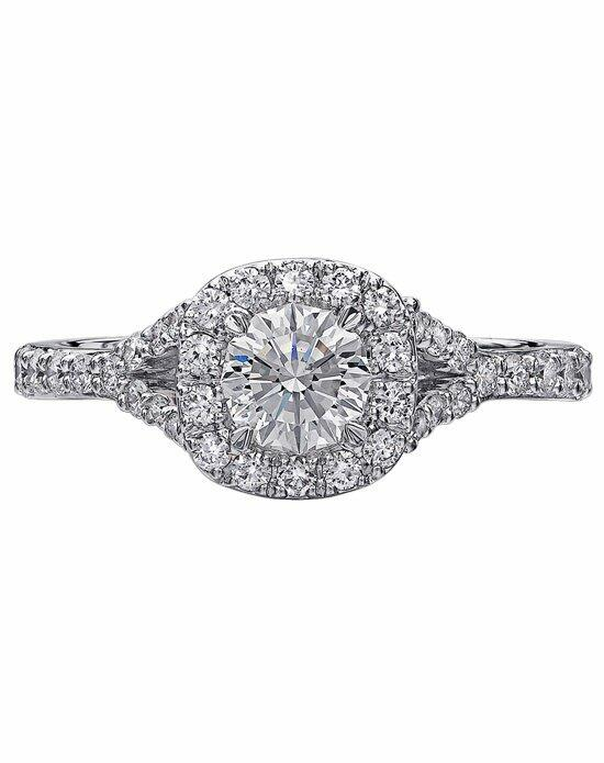 Christopher Designs G102K-CURD050 Engagement Ring photo