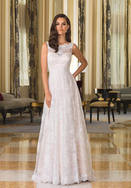 Justin Alexander 8857 Wedding Dress photo