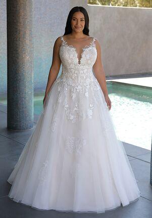 ÉLYSÉE Fleur A-Line Wedding Dress