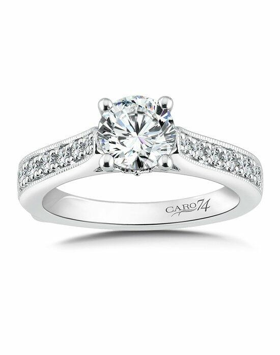 Caro 74 CR720W Engagement Ring photo