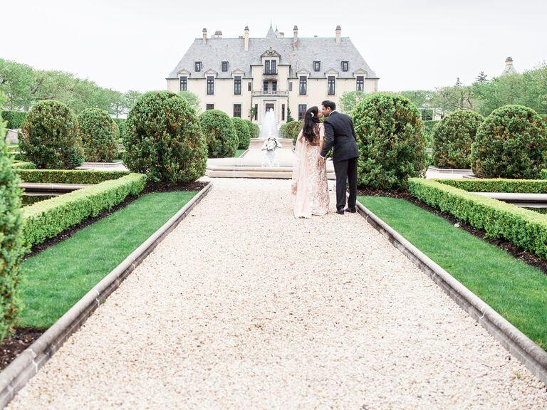 Outdoor Wedding Venues Oheka Castle