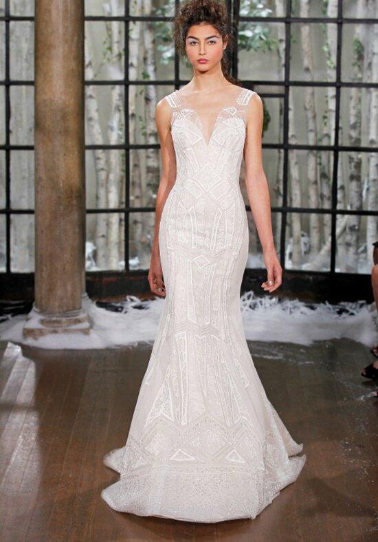 Ines di santo seville wedding dress the knot for Ines di santo wedding dresses prices