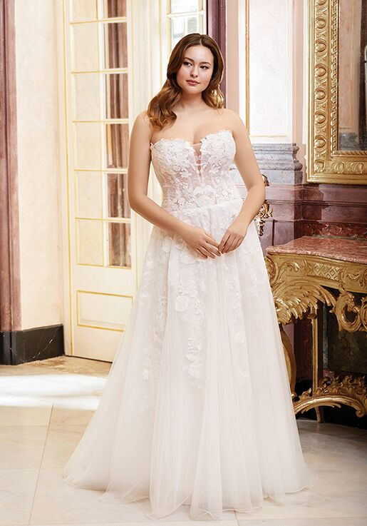 Sincerity Bridal 44073 A-Line Wedding Dress