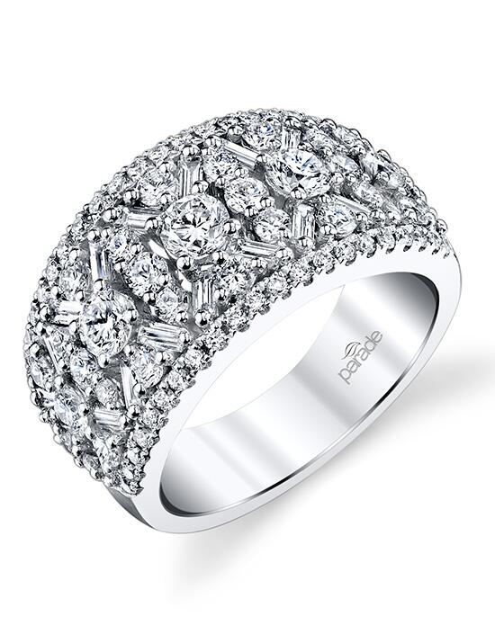 Parade Design Style BD3208B from the Lumiere Collection Wedding Ring photo