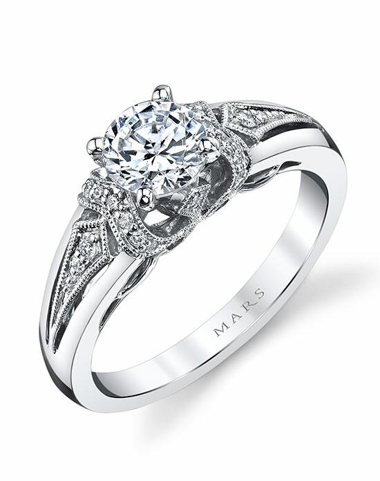 MARS Fine Jewelry Mars Jewelry 25865 Engagement Ring Engagement Ring photo