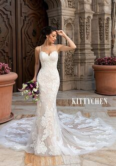 KITTYCHEN TIFFANI, H2029 Mermaid Wedding Dress