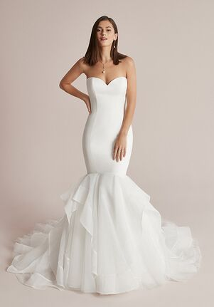 Justin Alexander Cooper Mermaid Wedding Dress
