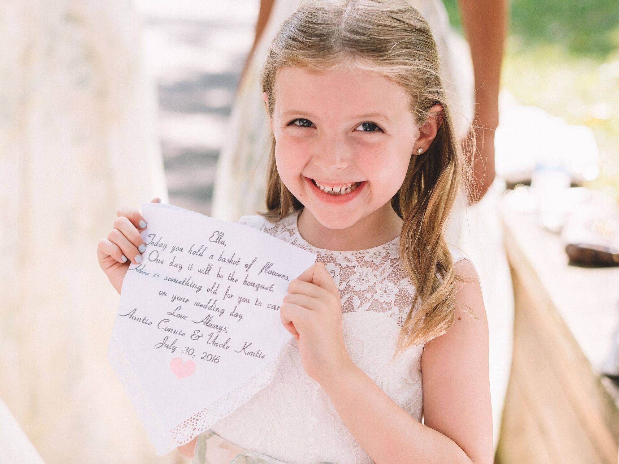 Flower Girl Gifts for Every Age
