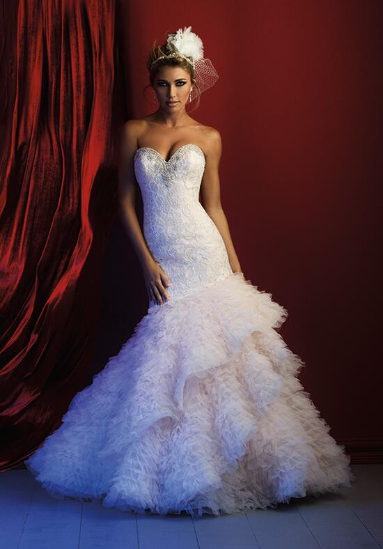Allure Couture C372 Wedding Dress photo