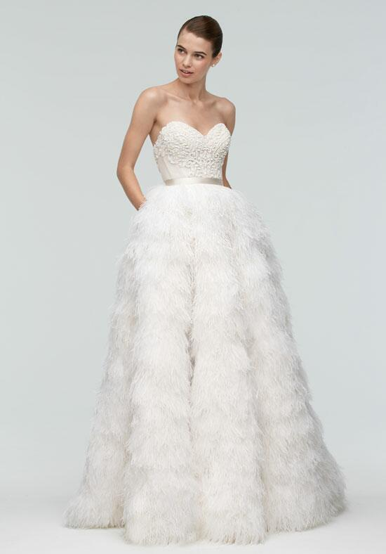 Watters Brides Keo Corset 9089B / Maureen Skirt 9090B Wedding Dress photo