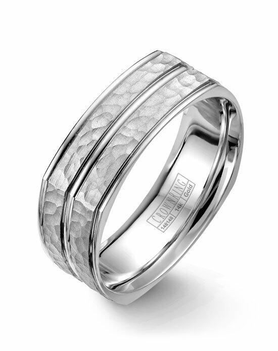 CrownRing WB-7911-M10 Wedding Ring photo
