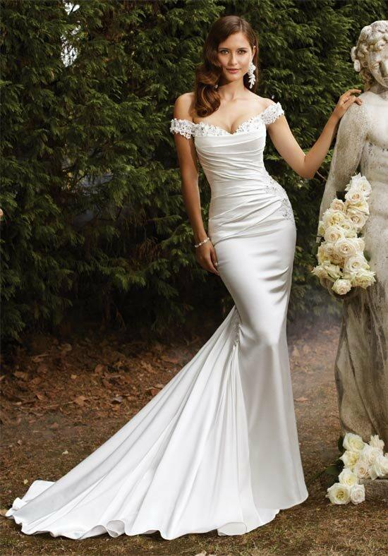 Sophia Tolli Y21370 Magnolia Wedding Dress photo