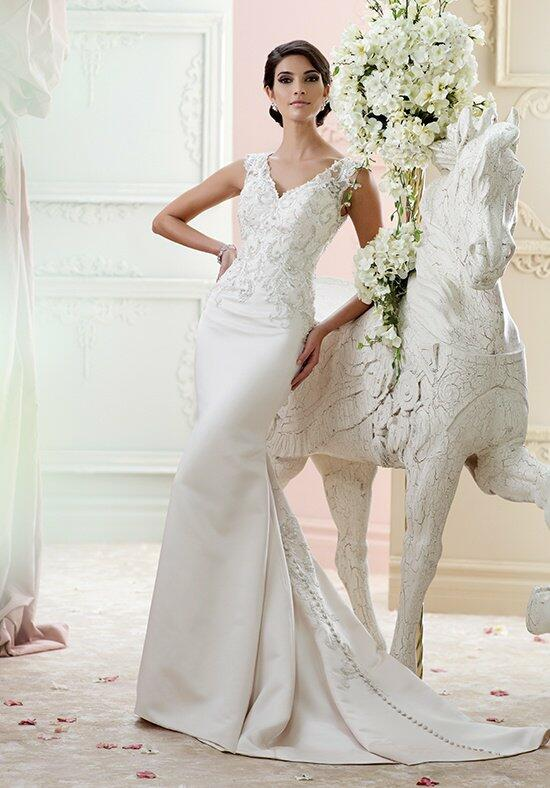 David Tutera for Mon Cheri 215272 - Fantine Wedding Dress photo