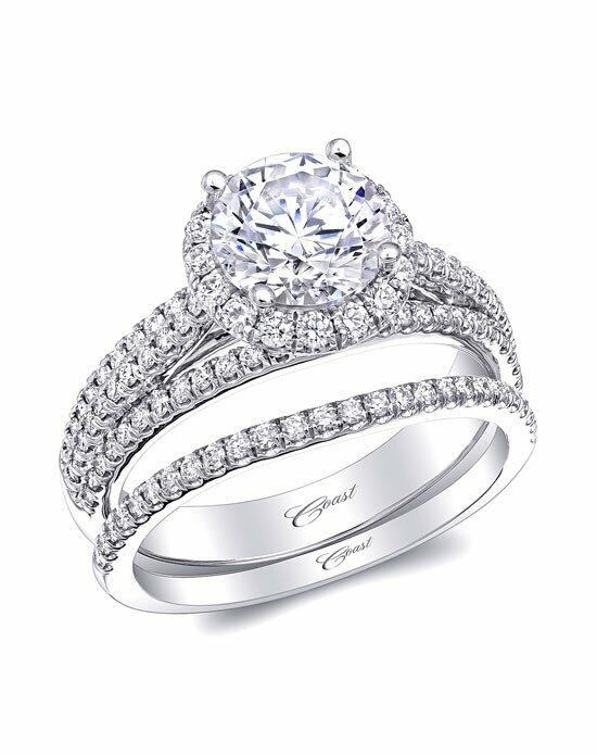 Coast Diamond Charisma Collection - LC10118 & WC10118 Engagement Ring photo
