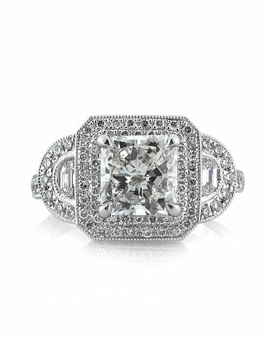 Mark Broumand 3.23ct Radiant Cut Diamond Engagement Ring Engagement Ring photo