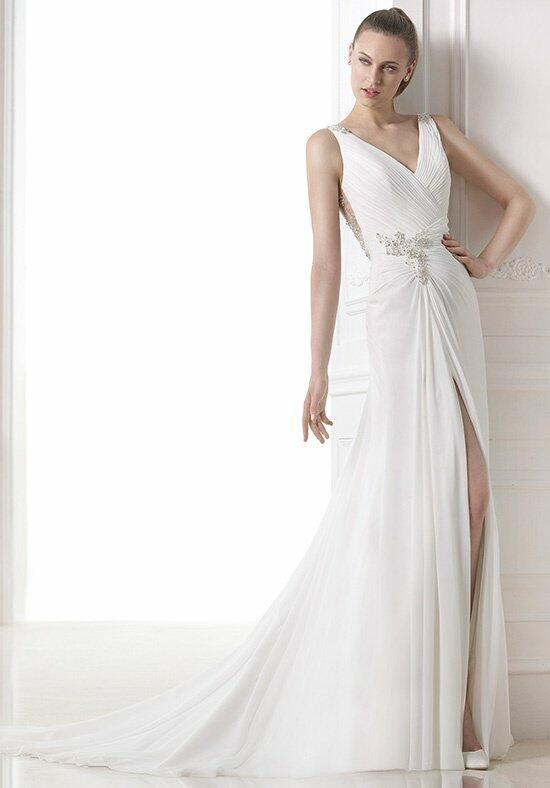 PRONOVIAS Maranta Wedding Dress photo