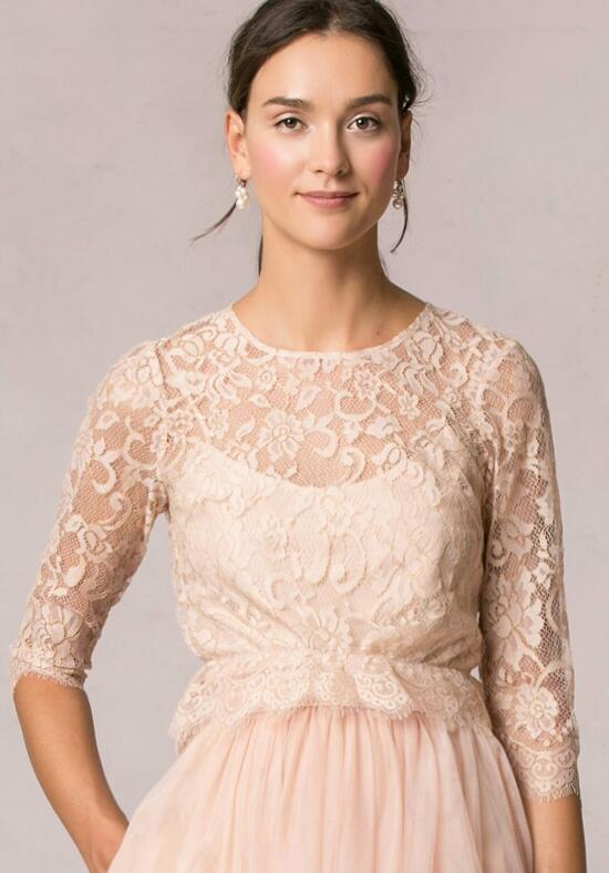 Jenny Yoo Collection (Maids) Thea Top Bridesmaid Dress photo