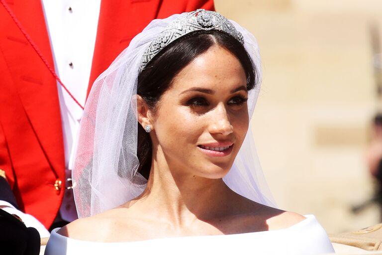meghan markle bridal beauty