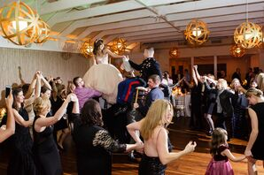 Fun, Traditional Hora at Pomme