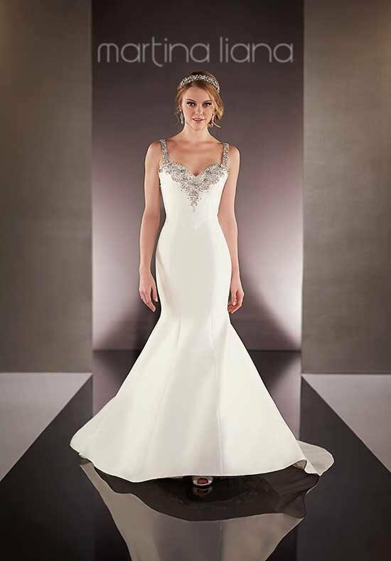 Martina Liana 706 Wedding Dress photo