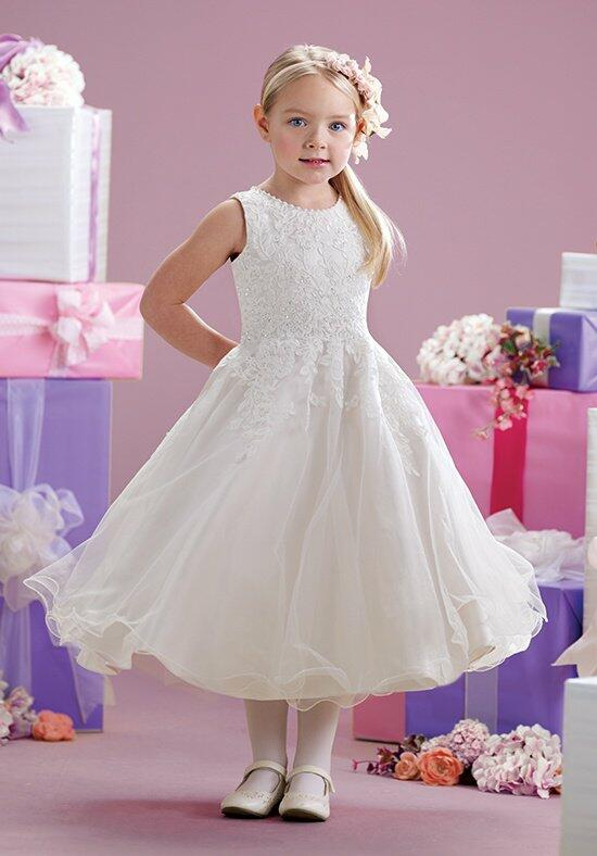 Joan Calabrese by Mon Cheri 215349 Flower Girl Dress photo