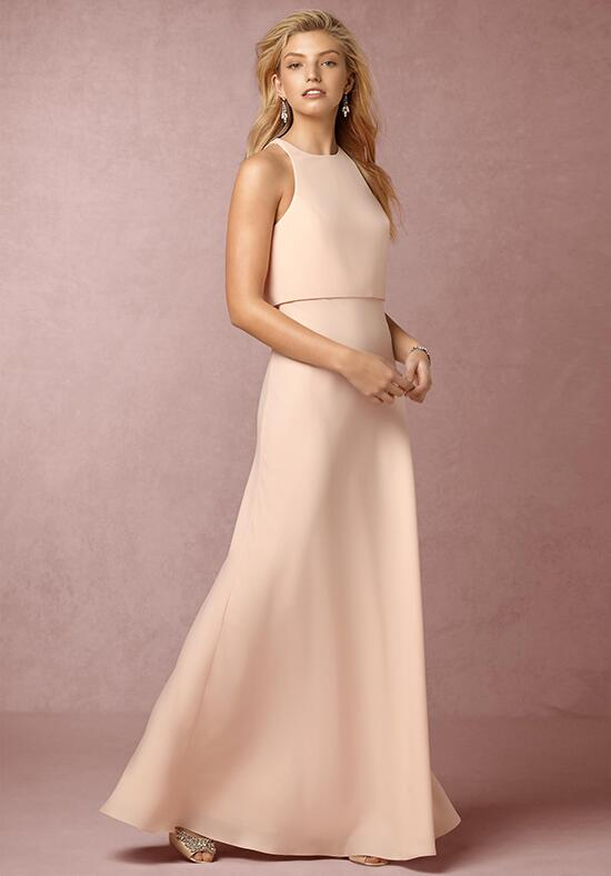 BHLDN (Bridesmaids) Iva-Pink Bridesmaid Dress photo