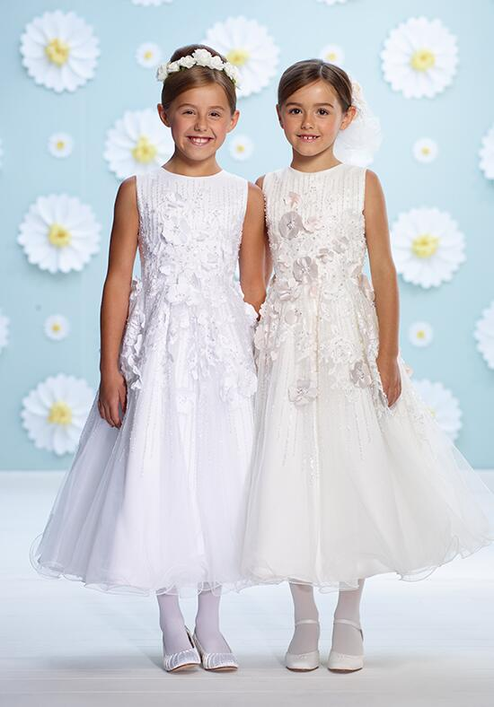 Joan Calabrese by Mon Cheri 116387 Flower Girl Dress photo