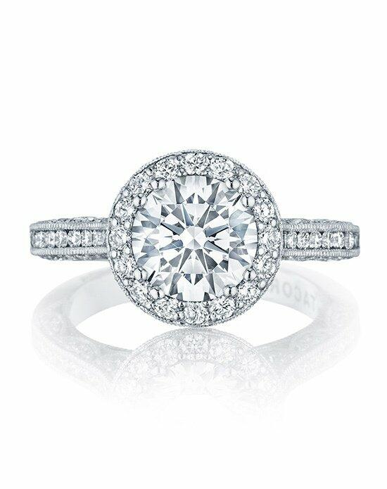 Tacori HT 2550 RD 8 Engagement Ring photo