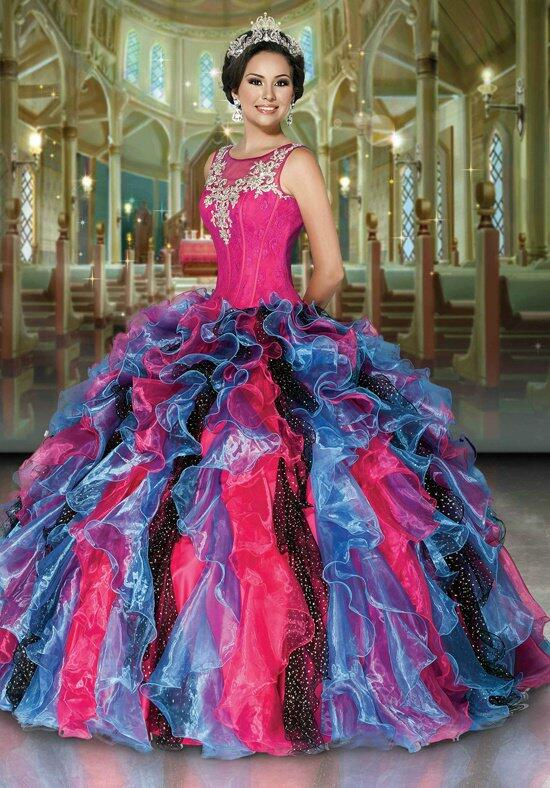 Disney Royal Ball 41079 Bridesmaid Dress photo