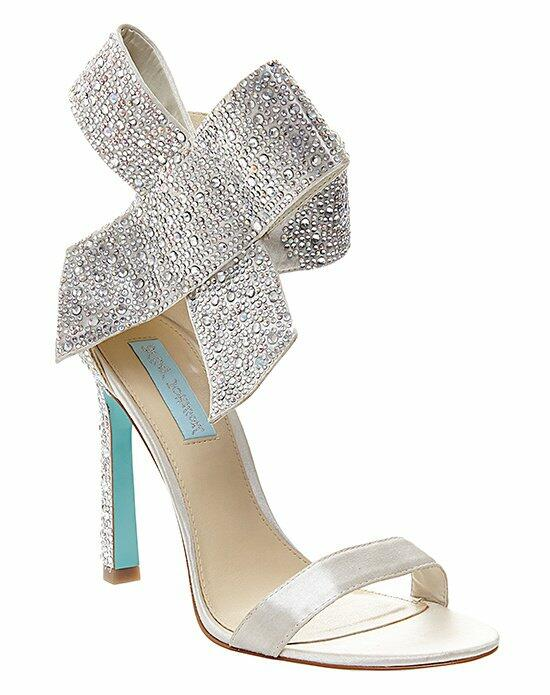 Blue by Betsey Johnson SB-UPDO - IVORY Wedding Shoes photo