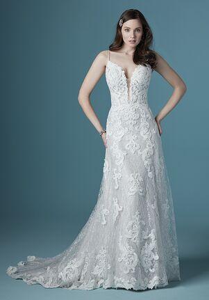 Maggie Sottero TUSCANY LANE A-Line Wedding Dress