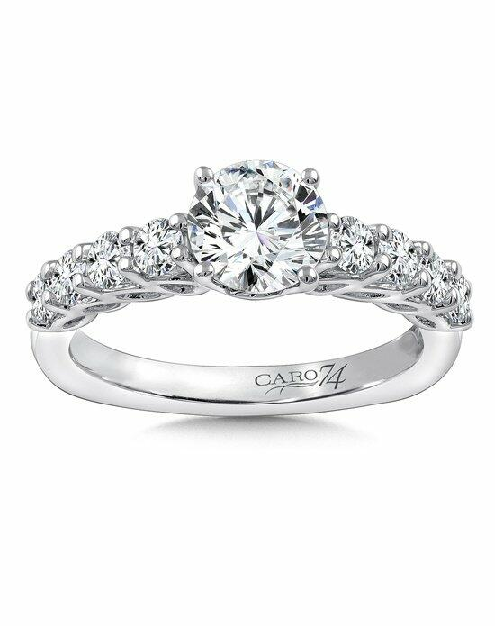 Caro 74 CR833W Engagement Ring photo