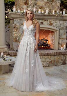 Casablanca Bridal Style 2445 Lucy A-Line Wedding Dress