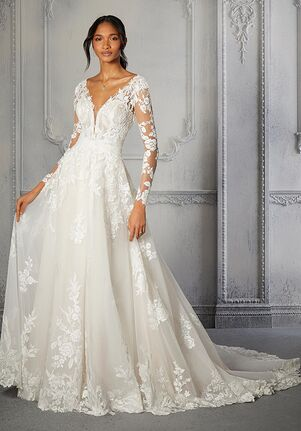 Morilee by Madeline Gardner Chelsea Ball Gown Wedding Dress