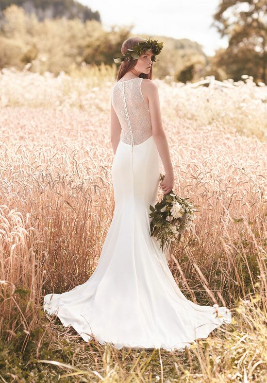 bridal wedding flowers mikaella 2066 wedding dress the knot 2066