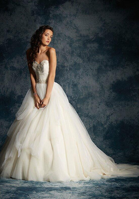 Sapphire by Alfred Angelo 952 Wedding Dress photo